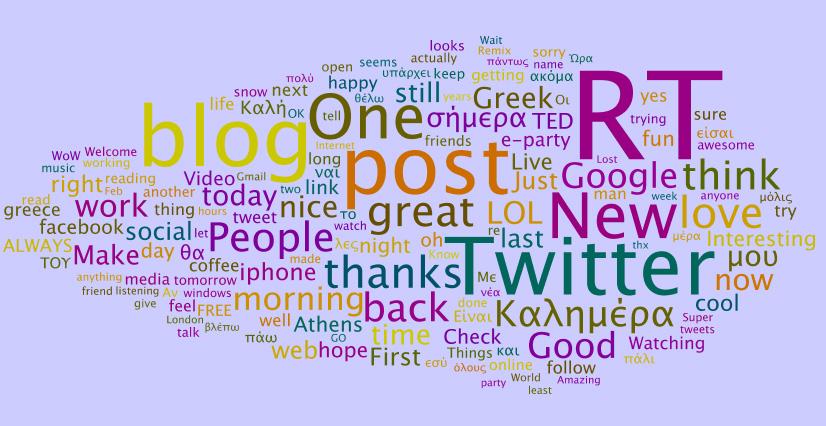 Greek Tweeters via Flickr.com